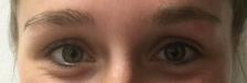 audra eyes